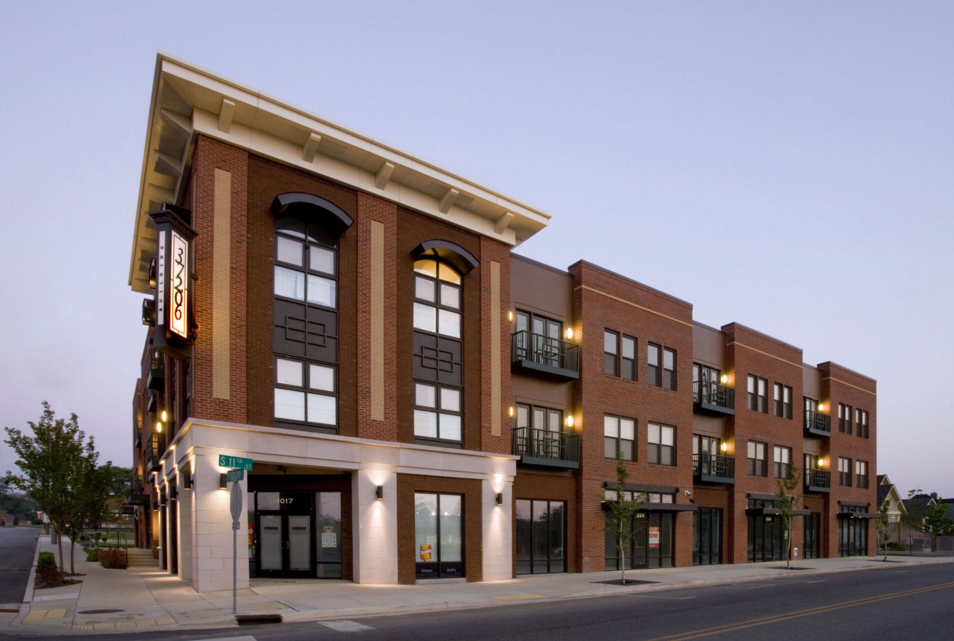 Mixed Use Financing | Vertical Funding